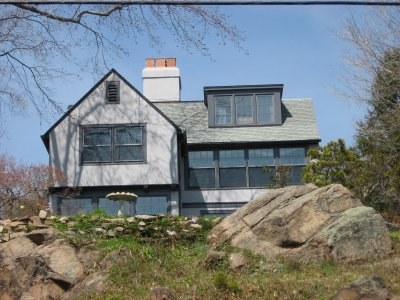 Long Island Sound Elevation, after renovation
